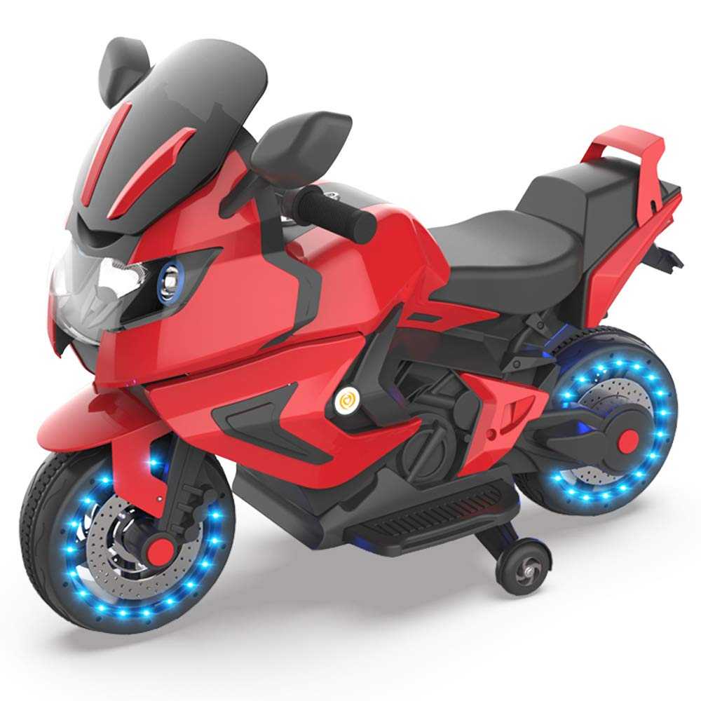 HOVER HEART Kids Electric Power Motorcycle 6V Ride On Bike, Good Baby Toys 2020 & Some Buyers Guide Line [Fully Updated]